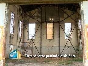 Patrimônio da Sanbra ganha tombamento histórico em Presidente Prudente - Imóvel fica na Vila Furquim.