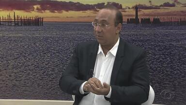 Consultor Valdik Sales tira dúvidas de telespectadores sobre tecnologia - Ele esclarece vários assuntos no estúdio do Bom Dia Alagoas.