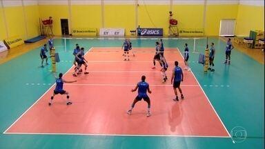 Seleção brasileira masculina de vôlei disputa primeira competição sem Bernardinho - Seleção brasileira masculina de vôlei disputa primeira competição sem Bernardinho