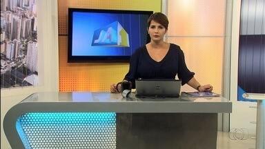 Confira os destaques do Jornal Anhanguera - Cerimônia marca o início do desligamento do sinal analógico de televisão em Goiânia e mais 28 cidades de Goiás.