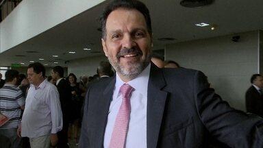 DFTV Primeira Edição - Edição de quarta-feira, 31/5/2017 - Desembargador do Tribunal de Justiça manda soltar o ex-governador Agnelo Queiroz. Outros três presos na Operação Panatenaico também foram libertados. E mais as notícias da manhã.