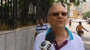 Torcedor tricolor fala sobre a expectativa para o anúncio do novo treinador do Bahia - O atual técnico Guto Ferreira deixa o Bahia para comandar o Inter.