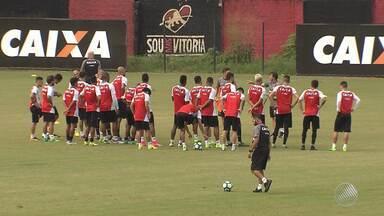 Fora de casa, Vitória enfrenta o Fluminense no sábado (3) - Esse é o primeiro de dois jogos seguidos do Rubro-negro fora de casa.