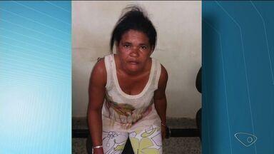 Mãe de adolescente morto por padrasto é presa no ES - Os dois feridos foram liberados do hospital.