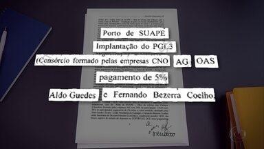 Ex-executivo da Andrade Gutierrez cita Fernando Bezerra e Aldo Guedes em delação - Rodrigo Ferreira afirmou que o senador e o ex-presidente da Copergás receberam propina em obras de Suape.