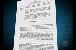 TV Liberal tem acesso aos mandados de prisão que seriam cumpridos na Fazenda Santa Lúcia - Confira.