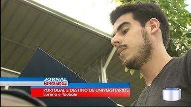 Universitários da região têm ido estudar em Portugal - País tem gerado oportunidades aos estudantes brasileiros.