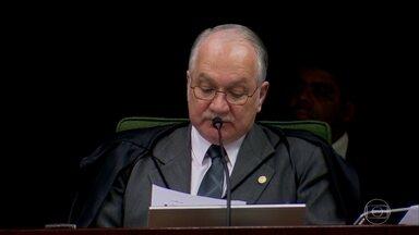 Fachin nega pedido de Temer para suspender depoimento à PF - Intenção da defesa era que Temer só prestasse depoimento após perícia nas gravações da JBS. 'O Brasil vive momentos de grande conflito institucional', disse Temer.