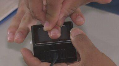 Prazo para recadastramento biométrico em Cacoal chega ao fim - Procedimento pode ser realizado até quinta-feira, 1°.