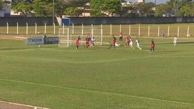 Barcelona e Real Ariquemes se enfrentam em Vilhena - Jogo acontece pela sexta rodada do segundo turno do campeonato.
