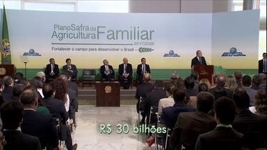 Veja os principais pontos do Plano Safra da Agricultura Familiar - Lançamento foi acompanhado por lideranças de movimentos sociais e pequenos produtores, no Palácio do Planalto.