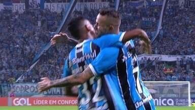 Os gols de Grêmio 2 x 0 Vasco pela 4ª rodada do Campeonato Brasileiro - Os gols de Grêmio 2 x 0 Vasco pela 4ª rodada do Campeonato Brasileiro