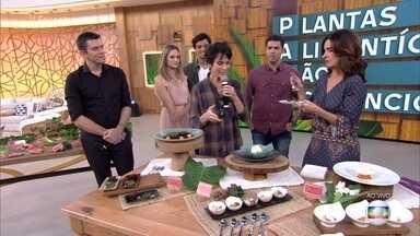 Você sabe o que são Pancs? A chef Helena Rozzi explica - Plantas alimentícias não convencionais e comestíveis ganham destaque na culinária
