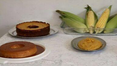 Venda de comidas típicas juninas ajudam no rendimento familiar - Número de quermesses nas ruas cresce no período.