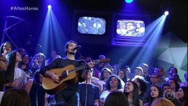 Tiago Iorc canta 'Eu Amei Te Ver' - Divirta-se!
