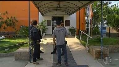 Vereador de Iguaba Grande, RJ, é preso por suspeita de homicídio - Ele foi preso durante uma operação do Gaeco.