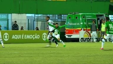 Melhores momentos: Chapecoense 2 x 1 Vasco pela 7ª rodada do Brasileirão - Time da casa vence com gols de Andrei Girotto e Arthur