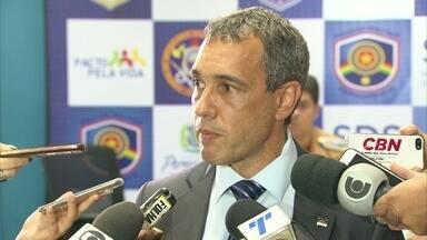 Secretaria de Defesa Social divulga esquema de segurança para São João em Pernambuco - Mais de 24 mil lançamentos de policiais e bombeiros vão ser empregados em junho