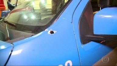 Perseguição a bandidos termina com policial militar ferido na Vista Chinesa - PM foi atingido no olho e perdeu a visão.