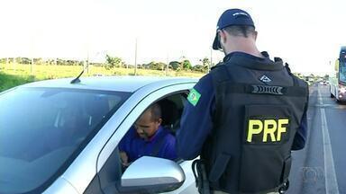 Polícia Rodoviária Federal começa Operação Corpus Christi - Polícia Rodoviária Federal começa Operação Corpus Christi