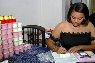 Moradora de Uberaba organiza grupo solidário em rede social - Cerca de 100 padrinhos se uniram e ajudam 45 famílias carentes na cidade.
