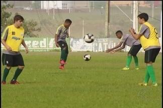 De olho na Taça BH, Uberlândia Esporte avalia talentos para o sub-17 - Verdão faz semana de avaliações e conta com Paulo Cezar Catanoce na coordenação técnica