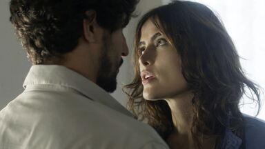 Resumo de 15/6: Rimena diz a Renato que deseja engravidar - Confira os melhores momentos do trigésimo quinto episódio da trama