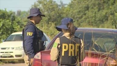 Dois acidentes são registrados na BR-364 e uma pessoa morreu - Operação Corpus Christi iniciou a meia noite de quinta-feira, 15.