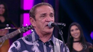 Zé Ramalho canta 'Avôhai' - Cantor conta um pouco de onde vem sua inspiração e de como escreveu a música