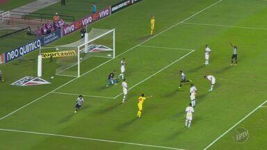 Confira os gols de partidas da 8ª rodada do Campeonato Brasileiro - O São Paulo acabou derrotado no Morumbi.