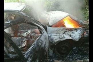 Duas pessoas morreram em acidentes nas estradas da região nordeste do estado - Acidentes fatais aconteceram durante o fim de semana.