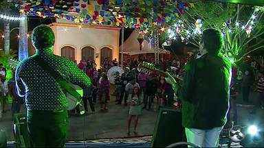 """'São João na Roça"""" anima Terra Vermelha, em Caruaru - Festa foi nesse fim de semana."""
