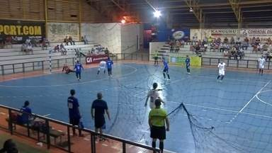 Dourados recebe jogos da 2ª fase da Copa Morena de futsal - Dourados recebe jogos da 2ª fase da Copa Morena de futsal
