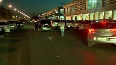 DFTV Segunda edição - Edição de quarta-feira, 21/06/2017 - Policiais militares fazem uma operação nos estacionamentos da capital. Eles estão de olho nos flanelinhas. E mais as notícias do dia.