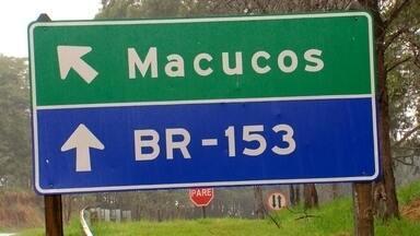 Terremoto em Macucos - O distrito de Macucos já registrou o acontecimento de três terremotos, fenômeno raro no Brasil. Veja: