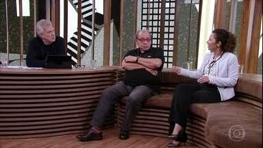 Conversa com Bial - Programa de terça-feira, 27/06/2017, na íntegra - No Conversa com Bial, Ruy Castro fala sobre sua história com o álcool, em que bebeu dos 20 aos 40 anos compulsivamente. Ainda na conversa, a presença da presidente do AA no Brasil, Jaira Freixiela Adamczyk, fundação que está há 70 anos no Brasil
