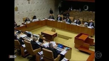 Ministro do STF vai encaminhar denúncia contra Temer diretamente para Câmara - Presidente da República é acusado de corrupção passiva.