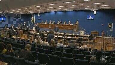 Câmera de Vereadores de Campinas aprova programa de regularização fiscal - O projeto dá descontos de até 80% para aqueles que tiverem débitos com o município ate dezembro de 2016.