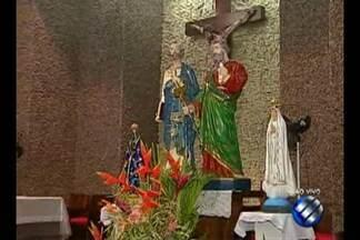 Católicos festejam São Pedro com programação em Belém - Programação na Paróquia de São Pedro e São Paulo segue até o dia 2 de julho.