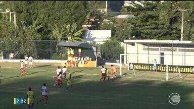 Tiradentes-PI feminino vence o Náutico-PE por 5 a 1 no Estádio Lindolfo Monteiro - Tiradentes-PI vence o Náutico-PE por 5 a 1 no Estádio Lindolfo Monteiro pela Série A2 do Campeonato Brasileiro Feminino