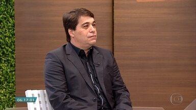 Economista fala das áreas em que há mais oportunidade de emprego - Entrevista no estúdio com o coordenador do curso de economia do Ibmec, Márcio Salvato.