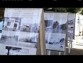 Museu itinerante realiza exposição que conta a história de Governador Valadares - Exposição está montada no Centro Cultural Nelson Mandela e é aberta ao público.