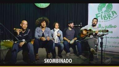 Banda Skombinado convida para show na Quinta da Boa Música em Varginha - Banda Skombinado convida para show na Quinta da Boa Música em Varginha