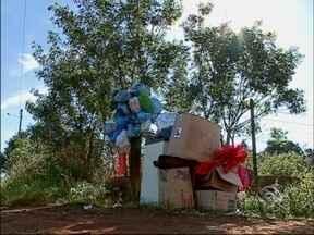 Moradores reclamam do atraso na coleta de lixo em Passo Fundo, RS - No Bom Recreio, coleta de lixo está atrasada há mais de 15 dias