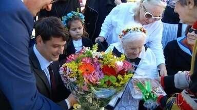 Petropolitanos celebram chegada das primeiras famílias alemãs na cidade - Dia do Colono Alemão é celebrado nesta quinta-feira (29).