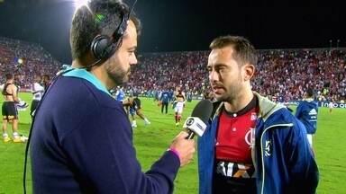 """Éverton Ribeiro fala sobre entrosamento no Flamengo: """"Melhorando a cada jogo"""" - Éverton Ribeiro fala sobre entrosamento no Flamengo: """"Melhorando a cada jogo"""""""