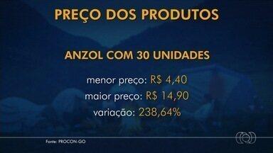 Preços de itens idênticos de pesca e camping podem variar mais de 230%, alerta Procon-GO - Pesquisa detectou aumento de até 21% nos valores de 106 produtos.