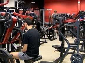 Frio ajuda a perder peso, mas afasta frequentadores de academias - Confira a forma adequada de se aquecer antes dos exercícios físicos.