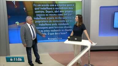 Paulo Souto tira suas dúvidas sobre direitos domésticos, trabalhistas e previdenciários - Gerente do INSS em João Pessoa participa do quadro nesta terça-feira.