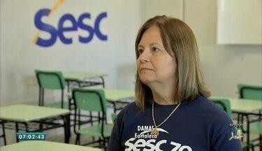 SESC oferece inscrições para alunos que não concluíram o ensino médio - Saiba mais em g1.com.br/ce
